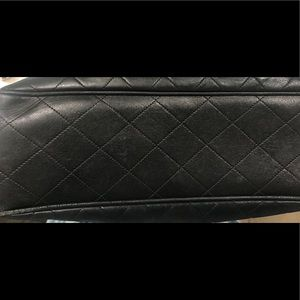 CHANEL Bags - CHANEL Vintage Lambskin Quilted Tote